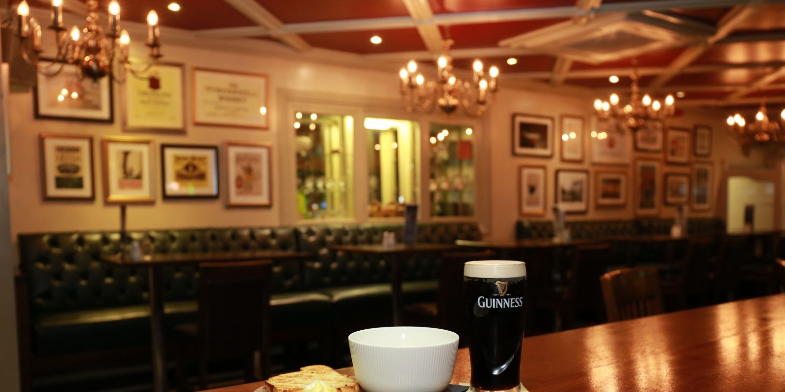O'Brien's Bar; The Mellon Country Inn, Omagh
