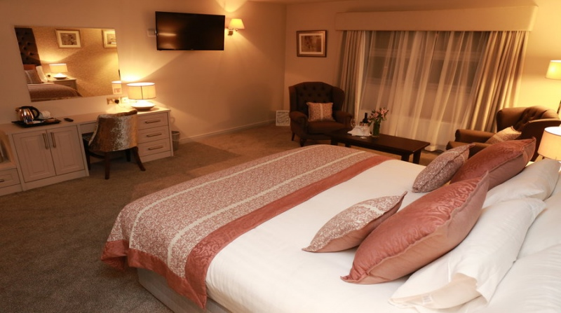 Executive Accommodation, Omagh, Upgrade for £15